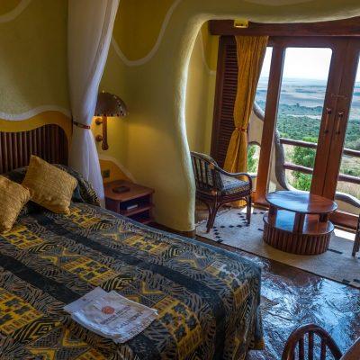 Mara Serena Lodge room with balcony