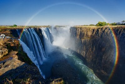 5 Breathtaking Waterfalls to See in Africa
